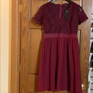 Yokozuna's lace dress